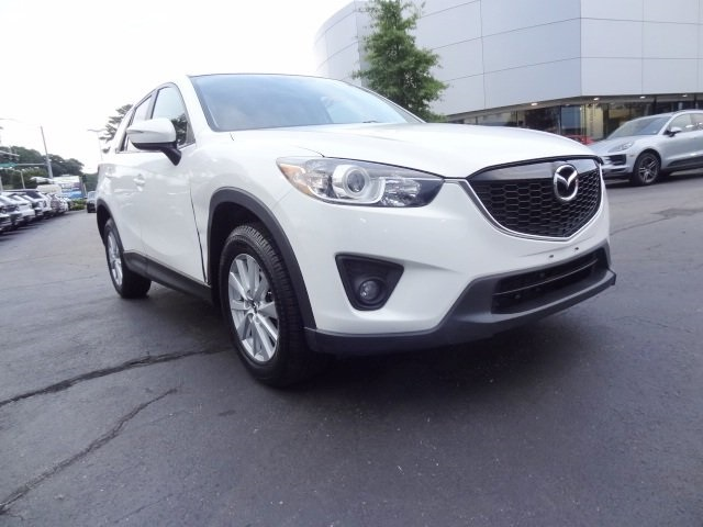 Pre Owned 2015 Mazda Cx 5 Touring