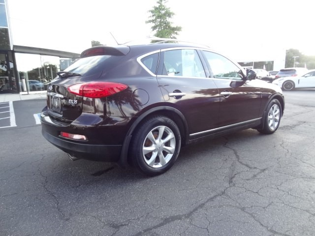 Pre-Owned 2010 INFINITI EX35 Journey