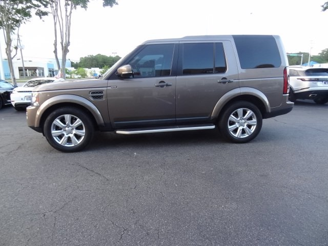Pre-Owned 2016 Land Rover LR4 Base