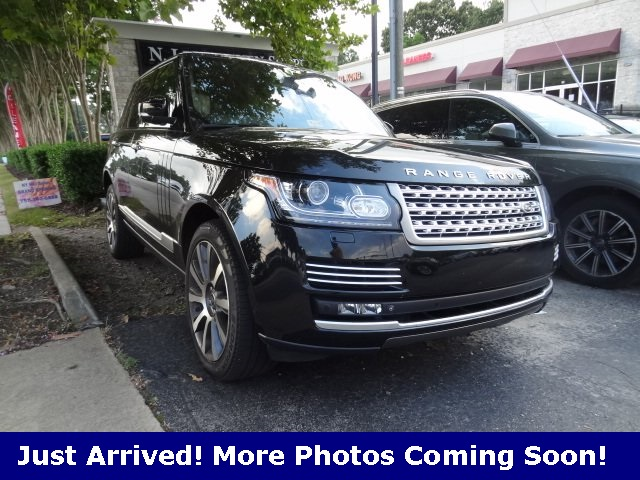 Pre-Owned 2014 Land Rover Range Rover 5.0L V8 Supercharged Autobiography
