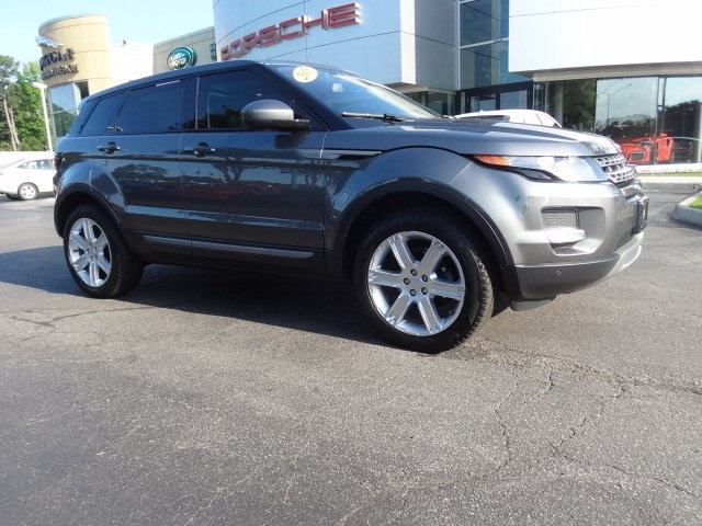 Pre-Owned 2015 Land Rover Range Rover Evoque Pure