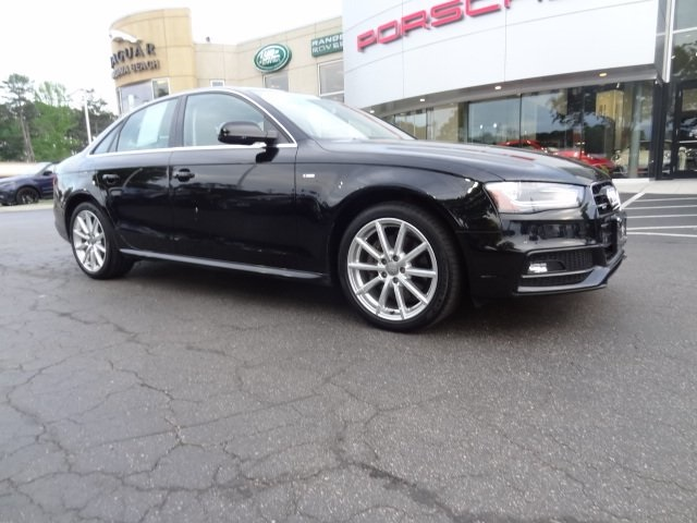 Pre-Owned 2016 Audi A4 2.0T Premium Plus