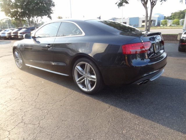 Pre-Owned 2012 Audi S5 4.2 Premium Plus