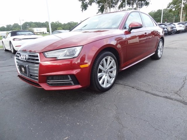 Pre-Owned 2018 Audi A4 2.0T