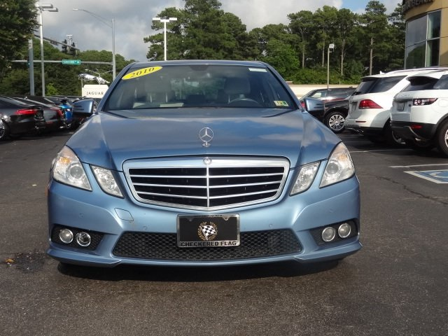 Pre-Owned 2010 Mercedes-Benz E-Class E 350