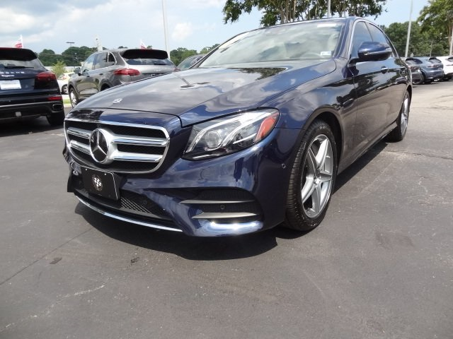 Pre-Owned 2018 Mercedes-Benz E-Class E 300