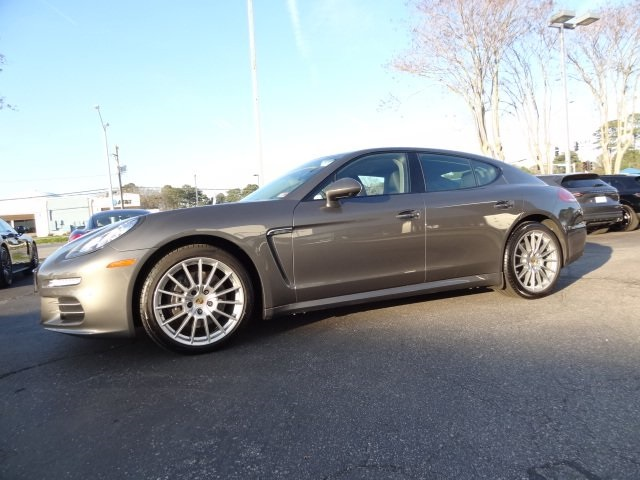 Certified Pre-Owned 2016 Porsche Panamera 4 Edition