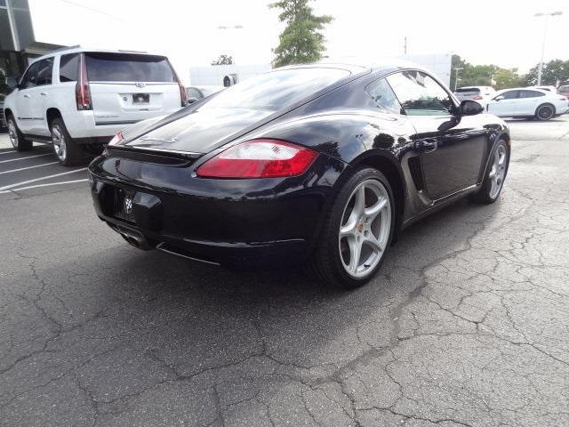 Pre-Owned 2006 Porsche Cayman S