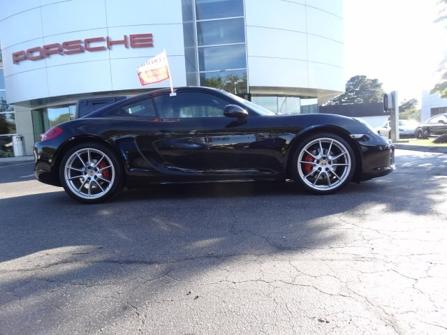 Certified Pre-Owned 2015 Porsche Cayman S