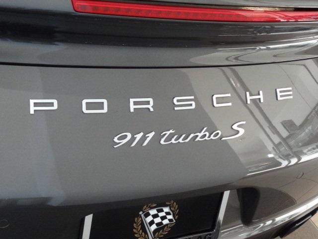 Certified Pre-Owned 2016 Porsche 911 Turbo S