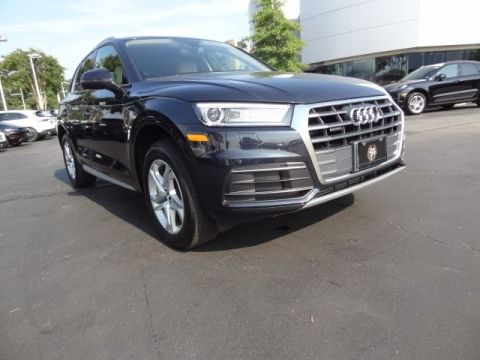 Pre-Owned 2018 Audi Q5