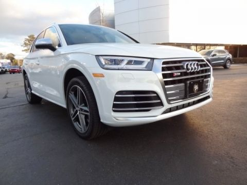 Pre-Owned 2019 Audi SQ5 3.0T Premium Plus